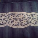 Mileu macrame nou - tesatura textila