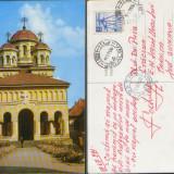 Carti Postale Romania dupa 1918 - ALBA IULIA . Catedrala ortoxa