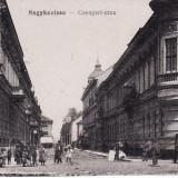 Carte postala Romania NagyKanisza gm 143 redus