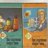 Luca gherasim - imi zugravesc singur casa ( 2 volume) - Carti Constructii
