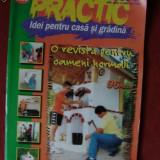 REVISTA PRACTIC IDEI PENTRU CASA SI GRADINA NR.9/2000