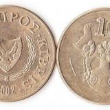 CIPRU 10 CENTI 2002