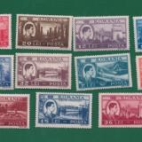 ROMANIA-UZUALE MIHAI I-VEDERI.-NESTAMPILATA-LP 219-11 VAL.