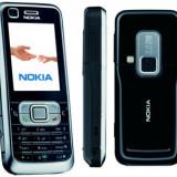 Telefon Nokia, Negru, Neblocat, Clasic, 360x640 pixeli, 256K - Nokia 6120 clasic