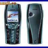 Telefon Nokia, Nu se aplica, Neblocat, Fara procesor, Nu se aplica, Nu se aplica - Nokia 7250i