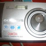 APARAT FOTO OLYMPUS FE-5500 CAMEDIA - Aparat Foto compact Olympus