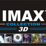 Film documentare - Imax Collection 2D/3D, blu-ray, 12 disc box-set