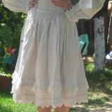 Costum popular - tesatura textila
