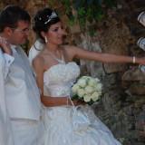 Rochie de mireasa printesa - Vand rochie de mireasa