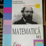 CC4 - MATEMATICA - ALL - CLASA A 12 -A