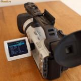 Camera Video Canon, Mini DV, CCD, 20-30x, 2-3 inch - CANON GL2