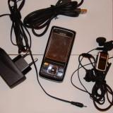 Telefon Nokia, Negru, Orange, Cu slide, 256K - Pachet Nokia 6280 slide
