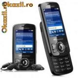 Sony Ericsson W100i - Telefon mobil Sony Ericsson, Negru, Orange, 240x320 pixeli (QVGA), 256K