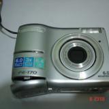 Aparat foto olympus cu mic defect, superieftin - Aparat Foto compact Olympus