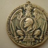 Medalia - IN AMINTIREA INALTATORULUI AVANT - 1913 - Medalii Romania