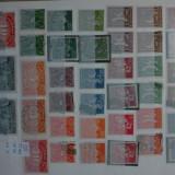 Timbre germania reich 1921 mi 158-176 val.95 euro