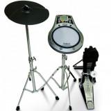 Instrumente percutie - Vand toba Roland RMP-5 cu pedala Roland KD-9