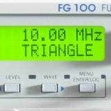 GENERATOR DE FUNCTII - FG100 - FUNCTION GENERATOR, 20MHZ - Generator curent