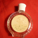 Sticluta din stcla Lalique -pt. Parfum L'Air du Temps -Nina Ricci