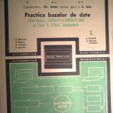 Practica bazelor de date V. 2- Gh. Sabau