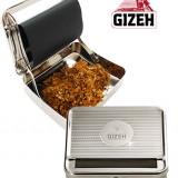 Aparat rulat tigari - Cutie metal rulat tigari marca Gizeh