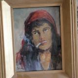 TABLOU- TIGANCA, Portrete, Impresionism