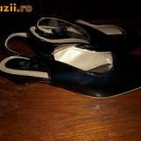 Sandale dama mar.39, Negru