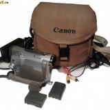 Canon MV790 cu Accesorii - Stare perfecta - Camera Video Canon, Mini DV, CCD, 10-20x, Intre 2 si 3 inch