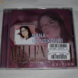 Vand cd original NANA MOUSKOURI-Millenium collection