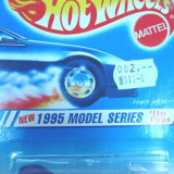 HOT WHEELS --POWER ROCKET ++1799 DE LICITATII !! - Macheta auto Hot Wheels, 1:64