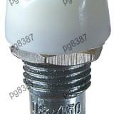 Push buton cu retinere, verde, 2A, 250V, 32x15mm - 124718
