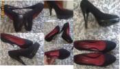 Platforme pantofi papuci GRACELAND foto