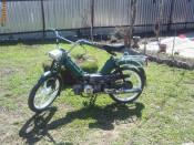 Motocicleta Puch KTM 49cmc foto