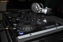 CONSOLA GEMINI DJ CDM 3600 foto