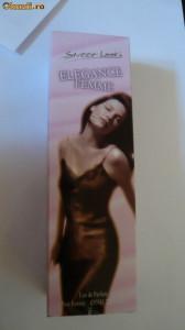 Ieftin!!! Apa de parfum Elegance Femme, Sweet Looks foto