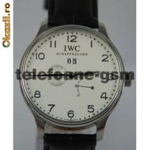 Ceas Replica IWC Portuguese Tourbillon White Watch foto