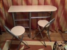 Masa pentru manichiura unghii false foto