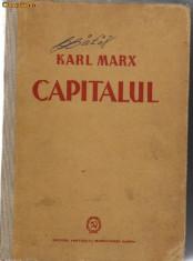 Carti de stiinta - Karl marx - capitalul