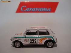 Macheta auto - 1/72 CLASIC MINI-CARARAMA++1500 MACHETE