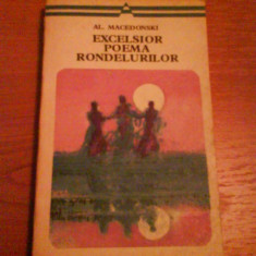 Roman - 1202 Al.Macedonsky-Excelsior Poema Rondelurilor