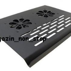 Masa Laptop - Masuta Laptop Aluminium 2 Coolere