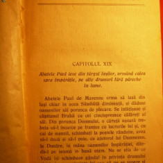 Roman - M. SADOVEANU -Zodia Cancerului -Prima Editie 1929, vol.2