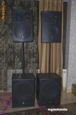Boxe Behringer - Basi - Subwooferi Behringer B1800X PRO
