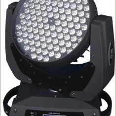 Led moving head Wash 108x3w - Bec / LED