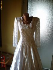 Rochie de mireasa printesa - ROCHIE MIREASA