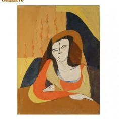 Tablou - Ganditoarea