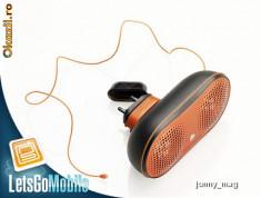 Boxe Telefon - Boxe / Difuzoare Portabile Telefon Sony Ericsson Originale cu Antena Radio (Ideale ascultat Mp3-uri pe telefon/Sunet Stereo) LICHIDARE STOC/PRET REDUS