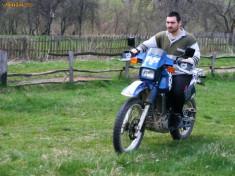Motocicleta Suzuki - Suzuki DR650 (enduro, an 1995, stare foarte buna)