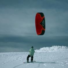 Kite SnowKite Ozone Frenzy FYX 9m