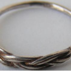 Inel argint - Inel vechi din argint (86) - de colectie
